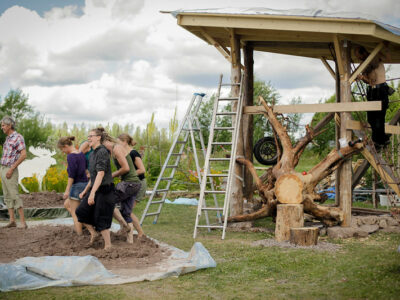 Ecovillage Incubator Training this October